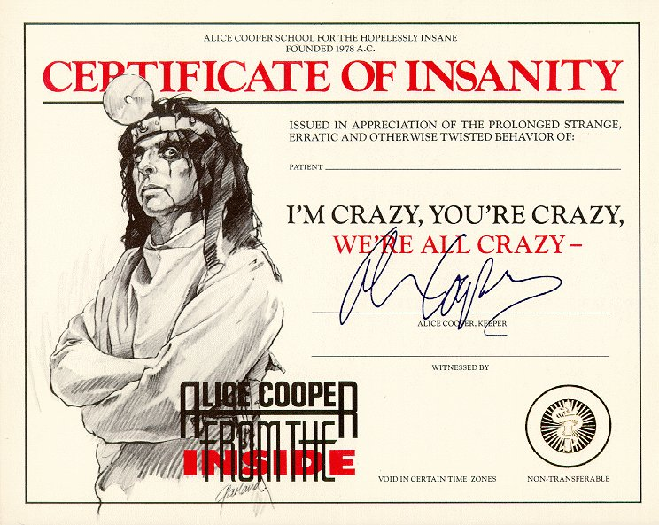 insanity-certificate
